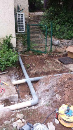 Remplacement et rénovation de canalisations